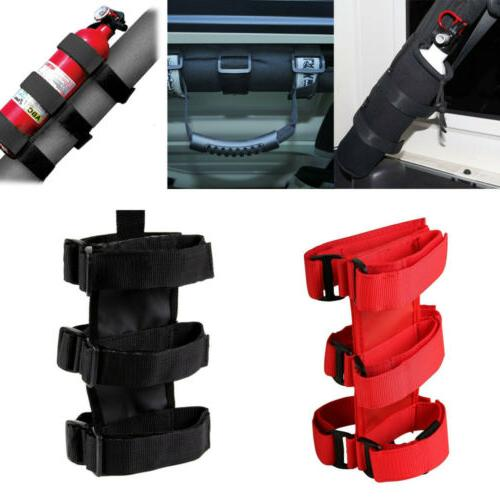 Universal Car Fire Extinguisher Fixing Band Holder Mounting