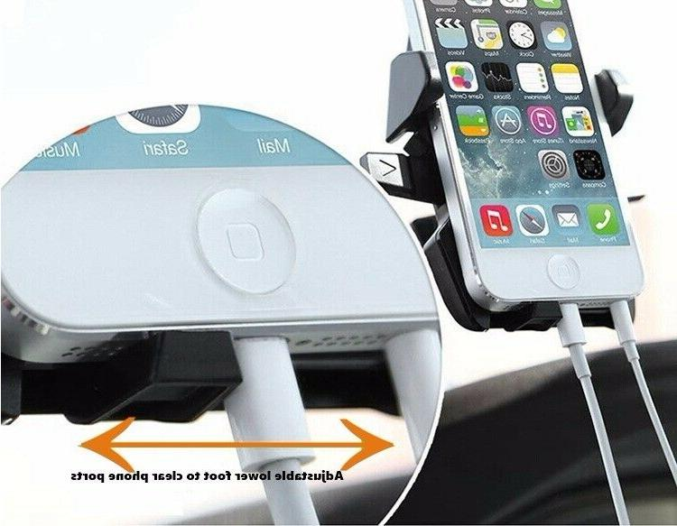 Universal Car Mount Cell Holder for 6 Plus
