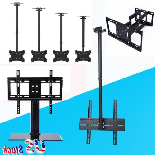 Universal LCD TV Table Wall Bracket - 71""