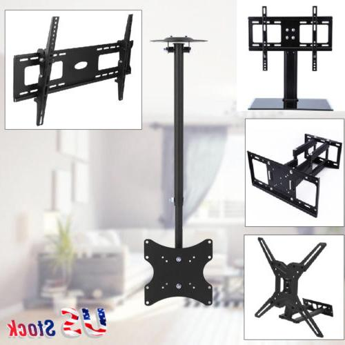 universal lcd flat screen tv table top