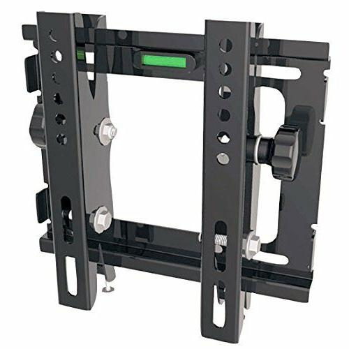 universal tilting tv wall mount slim quick
