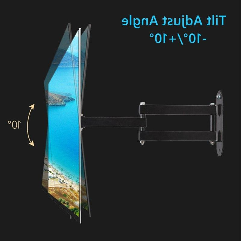 Universal Rotated TV Wall <font><b>Swivel</b></font> Plasma Holder LCD TV Wall <font><b>Mount</b></font> PC for inch