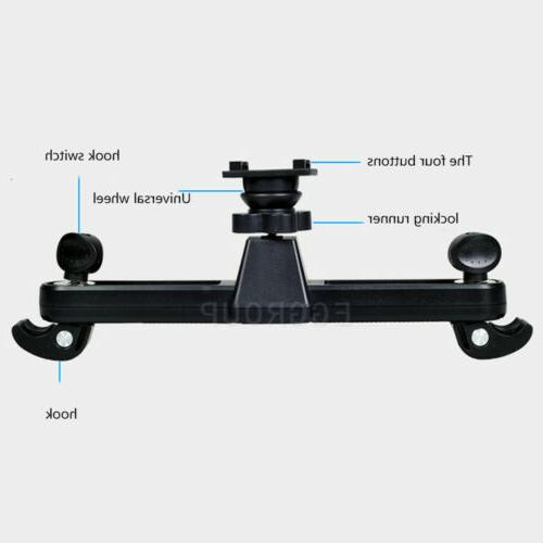 "US Headrest Mount Holder Bracket For iPad 7"" 8"" 9"" Tablet"