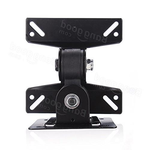 Wall Bracket Tv Wall - Rotate Wall Mount Bracket For 14-24inch Panel Adjustable