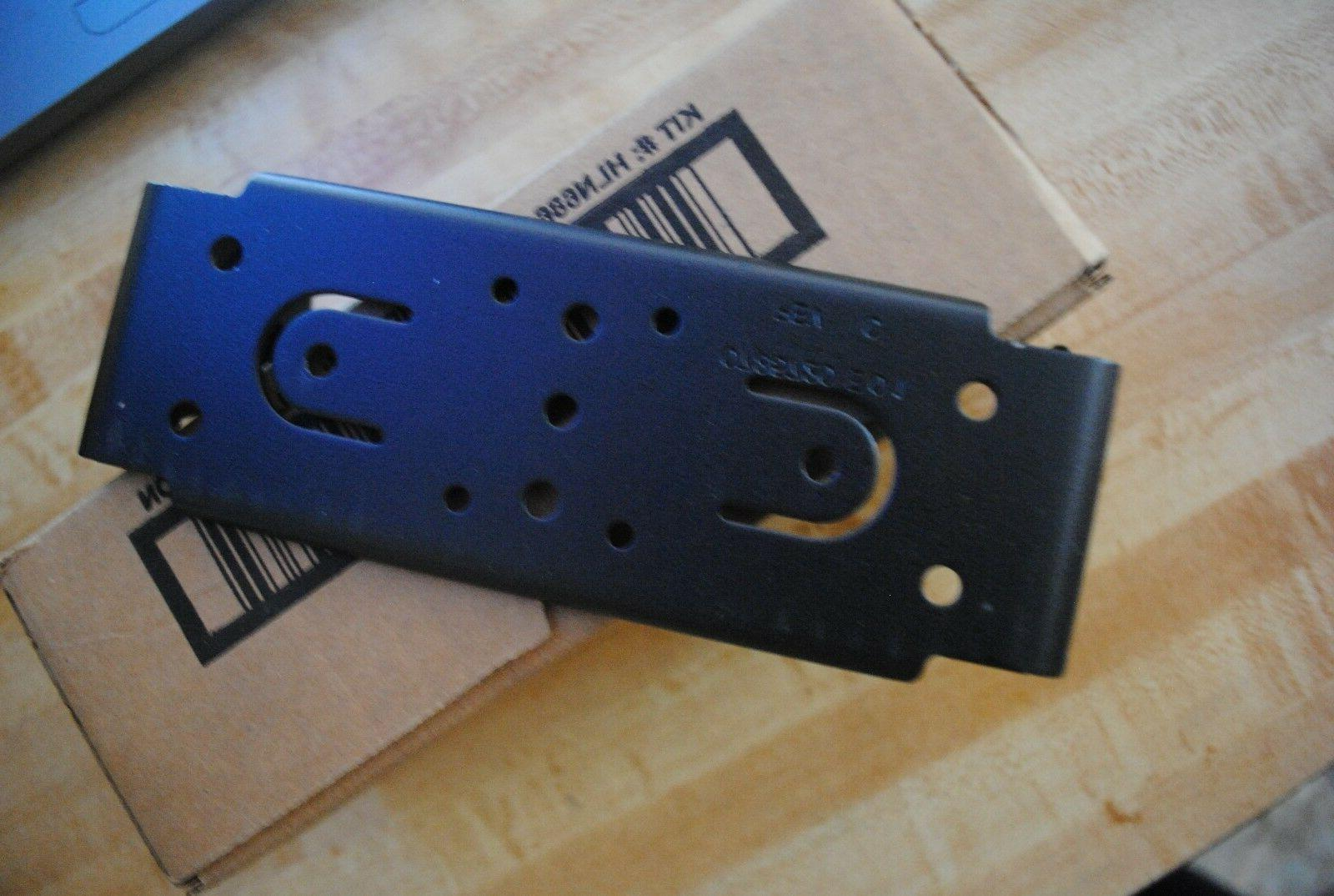 xtl5000 mounting bracket w hardware hln6861 new