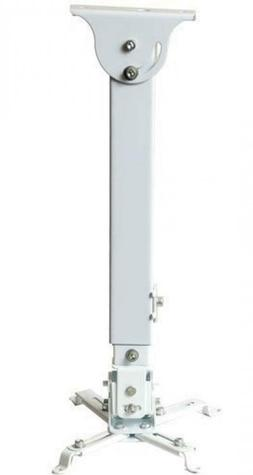 VideoSecu LCD/DLP Projector Ceiling Mount Bracket White Fits