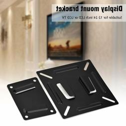 lcd led monitor tv bracket wall mount