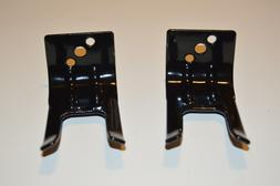 LOT OF 2 FORK STYLE  AMEREX WALL MOUNT 5 LB SIZE FIRE EXTING