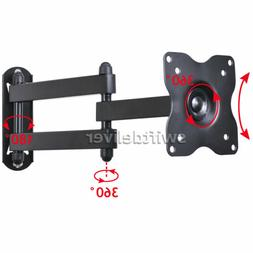 LCD LED Monitor Wall Mount Bracket for 17-29 DELL Apple Sams