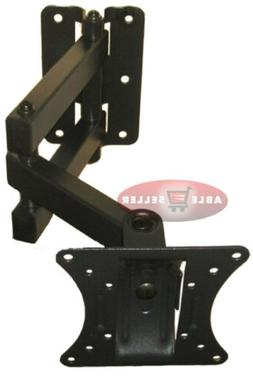 Full Motion Tv Mount for Monitor Screen Sizes 10-24""