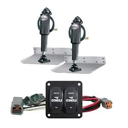 "Lenco Marine Inc 15103-104 12"" X 12"" Standard Trim Tab Kit"
