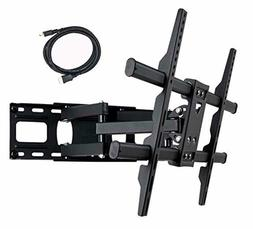 VideoSecu MW380B5 Full Motion Articulating TV Wall Mount Bra