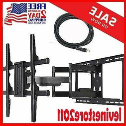 VideoSecu MW380B5 Full Motion-Articulating TV Wall Mount Bra