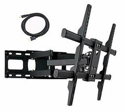 VideoSecu Full Motion Articulating TV Wall Mount Bracket for