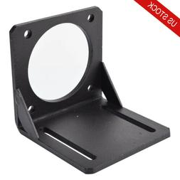 Nema 34 Mounting Bracket Alloy Steel for CNC 3D Printer Step