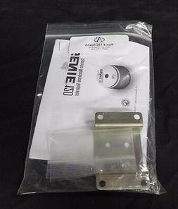 NEW Genie 120 Stainless Steel Mounting Bracket 120-509SS Sil