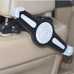New 360 Adjustable Car Back Seat Headrest Mount Holder Brack
