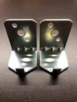NEW LOT OF 2-UNIVERSAL WALL MOUNT 5# 10# SIZE FIRE EXTINGUIS
