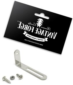 NICKEL METAL PICKGUARD MOUNTING BRACKET FOR GIBSON EPIPHONE