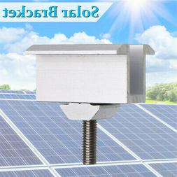 Solar  Mounting Bracket Mid Clamp Bracket For RV Boat Roof F