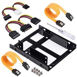 ssd hdd mounting bracket kit
