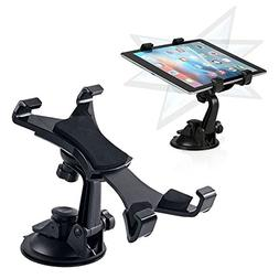 Tablet Car Mount Holder, Linkstyle Windshield Dashboard Tabl
