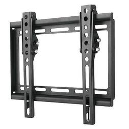 LED LCD Flat TV Monitor Wall Mount Tilt Bracket for 22 23 24