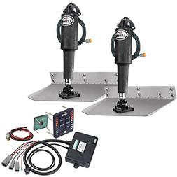 "Lenco Marine Inc 15108-103 9"" X 12"" Standard Trim Tab Kit"