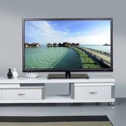 TV Stand For 32 37 39 42 46 48 55'' Inch Tabletop Base Holde