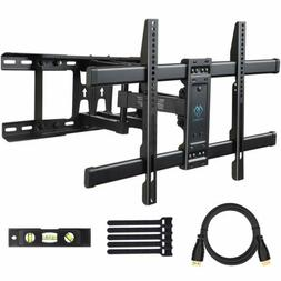 "TV Wall Mount Full Motion Fits 16"", 18"", 24"" Wood Stud"