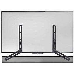 TV Wall Mount Sound Bar Mounting Bracket Universal Above or
