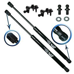 Two Rear Hatch Gas Charged Lift Supports with Replacement Mo
