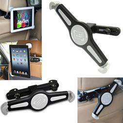 Universal 360° Car Seat Back Mount Holder Bracket For Ipad
