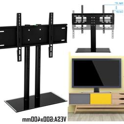 Universal Table Top TV Stand Base Bracket Mount for 30-65 in