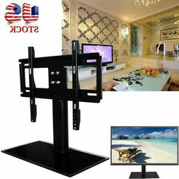 "37""-55"" Universal Table Top TV Stand Base Bracket Mount For"