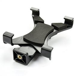 FAVOLCANO Universal Tablet Tripod Mount Adapter Clamp Holder
