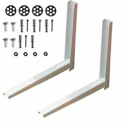 Universal Wall Mounting Mini Split Condenser Bracket sizes 9