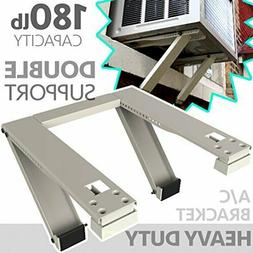 Universal Window Air Conditioner Bracket, Heavy Duty, Up to