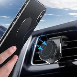 Upgrade Magnetic Car Phone Holder For Phone in Car Air Vent