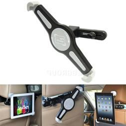 "US Car Back Seat Headrest Mount Holder Bracket For iPad 7"" 8"