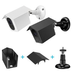 Wall Mount Bracket + Weatherproof Protective Case Cover for