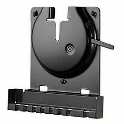 Sanus Wall Mount for Sonos Amp - Slim Black Design with Lock