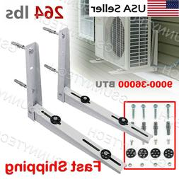 Wall Mounting Bracket for Mini Split Air Conditioner 9000 -