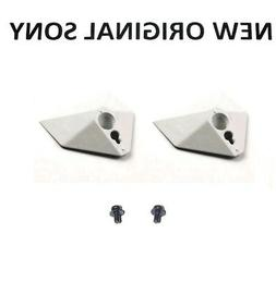 White Wall Mount Bracket Holder Fits Sony Sound Bar HT-CT381