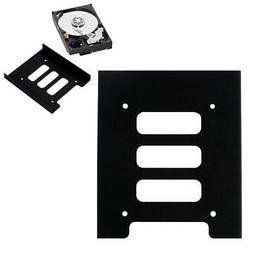 Wholesale 2.5 inch SSD HDD to 3.5 inch Metal Mounting Adapte